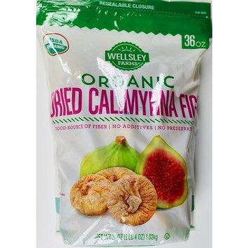 Wellsley Farms Organic Dried Calimyrna Figs, 36 OZ