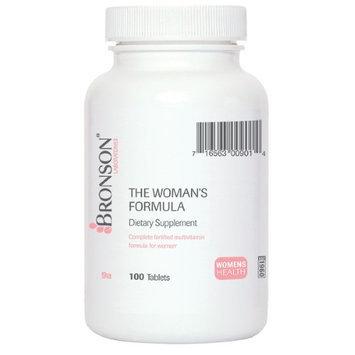 Bronson Vitamins The Woman's Formula
