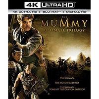Mca Mc-Mummy Ultimate Trilogy Blu-ray