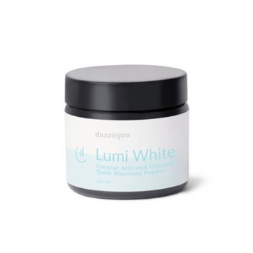 Dazzlepro Lumi White | Activated Charcoal Teeth Whitening Powder - 2oz