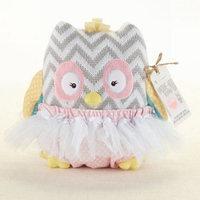 Woodland Owl w/Bloomer by Baby Aspen - BA15117NA