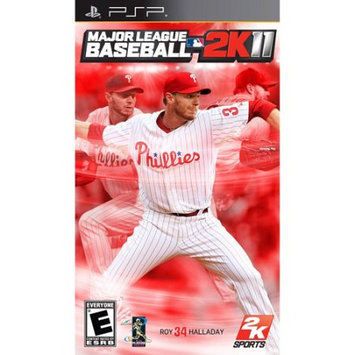 Take-two PSP - Major League Baseball 2K11 - By 2K Sports