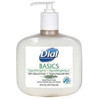 Dial® Basics Hypoallergenic Liquid Hand Soap