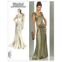 Mccall Pattern Misses' Dress - EE (14 - 16 - 18 - 20) Pattern