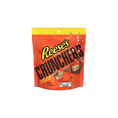 REESE'S Crunchers Pouch, 6.5 oz