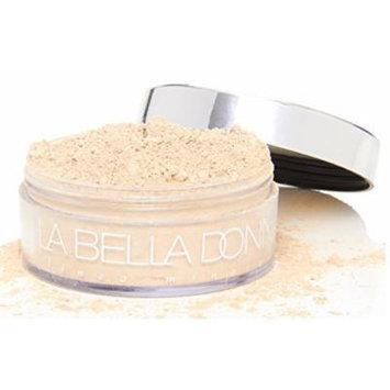 La Bella Donna Loose Mineral Foundation SPF 50   10g - Honey