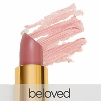 La Bella Donna Mineral Light Up Lip Colour | All Natural Pure Mineral Lipstick | Long-Lasting Color | Hydrating Formula | 100% Vegan | Hypoallergenic and Cruelty Free - Beloved