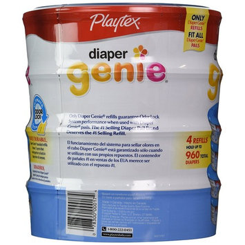Playtex Diaper Genie Refill Gift Set - For 960 Diapers - Great for Baby Registry