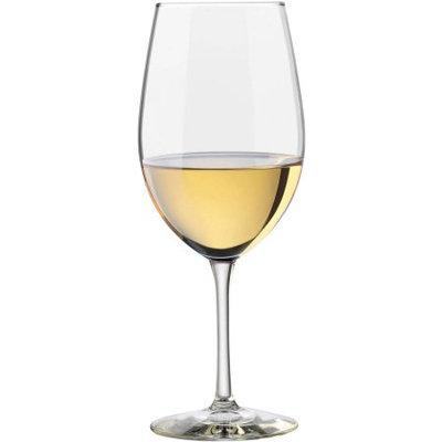 Libbey Vineyard 18 oz Clear Chardonnay Glasses, Set of 8