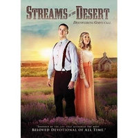 Fye Streams in the Desert: Discovering God's Call DVD