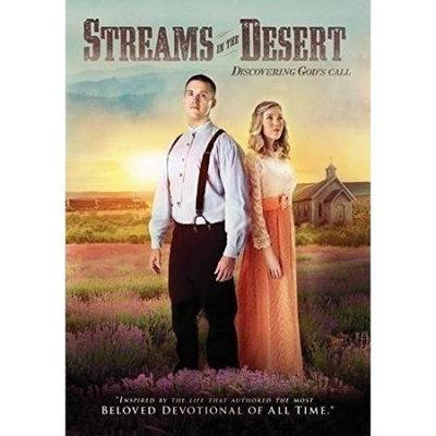 Fye Streams in the Desert: Discovering God's Call DVD