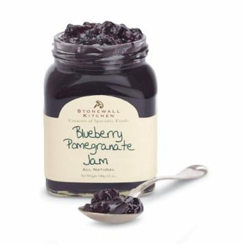 Stonewall Kitchen Jam, Blueberry Pomegranate, 12 Ounce