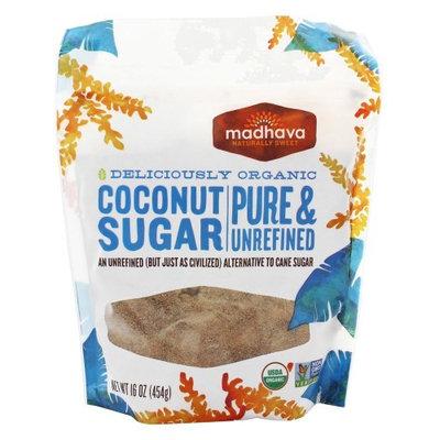 Madhava - Organic Coconut Sugar Coconut Nectar - 16 oz(pack of 4)