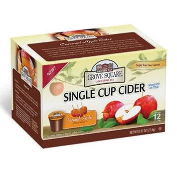 Grove Square Caramel Apple Cider Individual Cups - 72 ct.