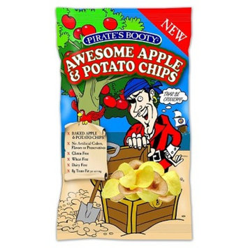 Pirates Booty Awesome Apple Chips 10 oz