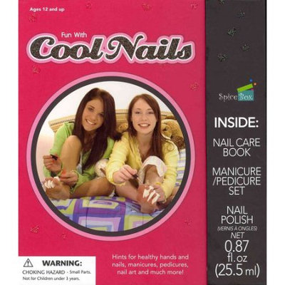 Spice Box Hot Tips for Cool Nails (General merchandise)
