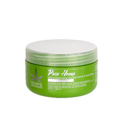 Hempz Limited Edition Pure Hemp Herbal Hand & Foot Glaze