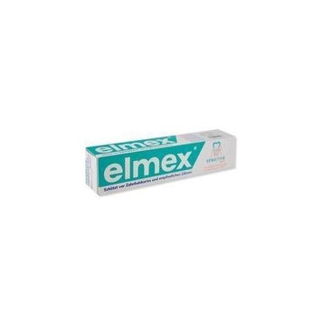 Elmex sensitive toothpaste, 2.53 fl. oz. (75 ml)