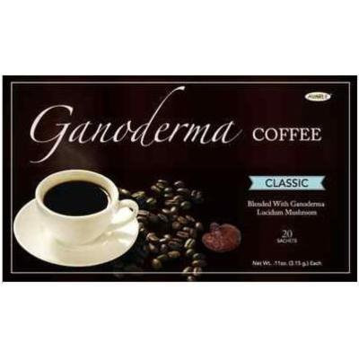 Ganoderma Coffee Classic by Cafe Avarle - 20 Sachets
