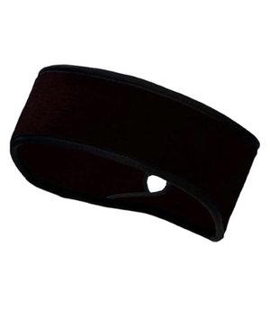 TrailHeads Goodbye Girl Ponytail Headband - black/ black
