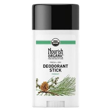 Nourish Organic Forest Fresh & Dry Deodorant Stick - 2.2oz