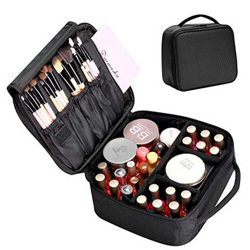 Makeup Bag Portable multifunctional simple Cosmetic bag for home or Travel