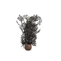 biOrb Sea Fan Aquarium Artificial Plants - Black - S