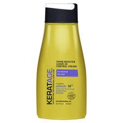 Keratage Shine Booster Leave-In Control Cream 8.5 oz