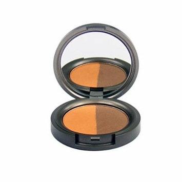 Mineral Duo Pressed Eyeshadow Rich Tamarind 14 oz