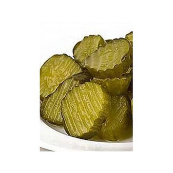Jake & Amos J&A Bread & Butter Pickle Chips 32oz