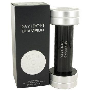 Davidöff Chämpion Colognë For Men 3 oz Eau De Toilette Spray +FREE VIAL SAMPLE COLOGNE