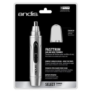 Andis Trimmer Ear & Nose Fasttrim (Battery Operated)