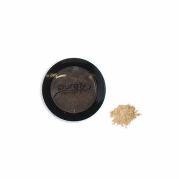 Purely Pro Cosmetics Mineral Foundation, N3 Loose, 0.0010 Ounce