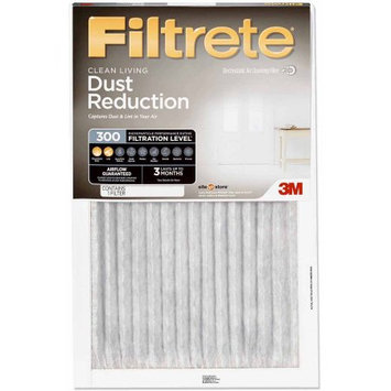 Nexcare Filtrete Dust Reduction Air and Furnace Filters, 4pk,14