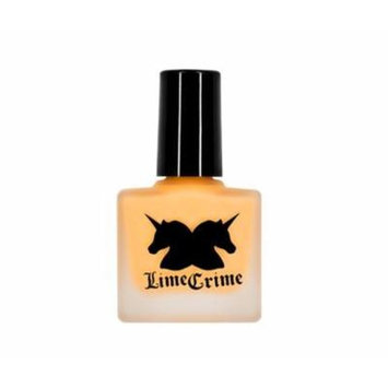 Lime Crime Highly Pigmented and Crème Formulated Nail Polish (Peaches & Cream)