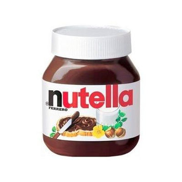 Nutella Hazelnut Spread 350g Glass Imported From Europe (5-pack)
