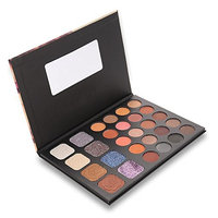 Makeup Eyeshadow Palette 28 Colors Shimmer & Matte Eye Shadow Makeup Beauty Cosmetic Makeup Shadding Highlighter Nose Shadow Palette