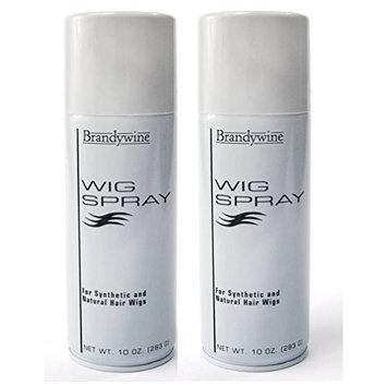 Brandywine Wig Spray, Aerosol, 10 Ounce (2-Pack)
