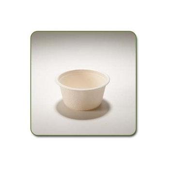 2 Oz. Biodegradable Sugarcane Portion Cups (Sleeve of 50)