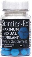 Stamina-RX 10 Tablets