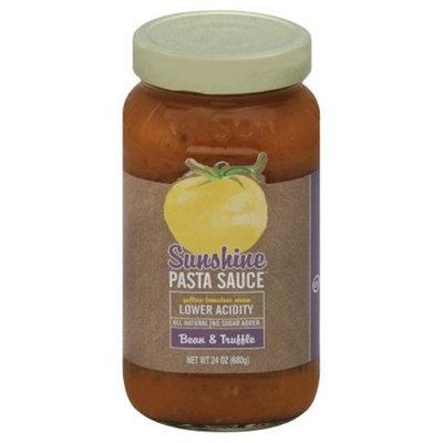 Sunshine Pasta Suace 268959 24 oz Pasta Bean & Truffle Sauce Pack of 6
