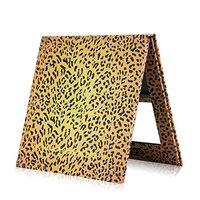 DIY Palette, Snowfoller Empty Magnetic Palette Makeup Palette Pad Leopard Large Pattern Makeup Palettes