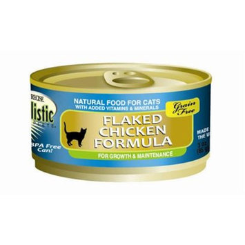 Precise Holistic Completegrain Free Flaked Chicken Canned Cat