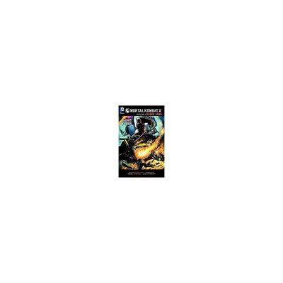 Frozen Mortal Kombat X 2 ( Mortal Kombat X) (Paperback)