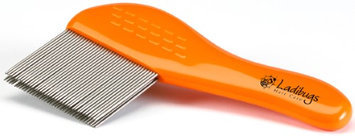 Lice Stainless Steel Comb, 1 Ct by Ladibugs Inc