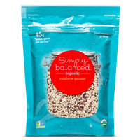 Otis Mcallister, Inc. Rainbow Quinoa 12-oz. - Simply Balanced