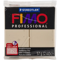 Staedtler Fimo Professional Soft Polymer Clay 2oz-Champagne