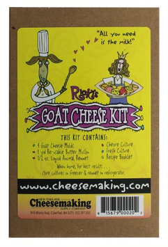 New England Cheesemaking Supply Company Ricki's Goat Cheese Kit