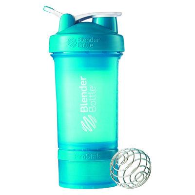 Blenderbottle Blender Bottle ProStak 22 oz. Shaker with Loop Top - Aqua