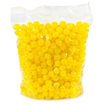 Sweet's Lemon Fruit Sours 5 lbs, Chewy and Gummy Candy